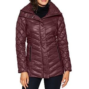 Celsius Women's Quilted Wellon Jacket w/ pockets M